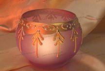 Decoration Candle Votive