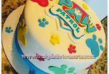 Ryhmähau kakku