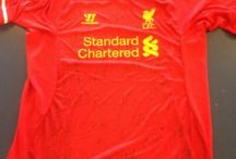 Signed Football shirts for sale / Signed footballshirts for sale
