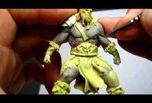 Modelowanie figurek