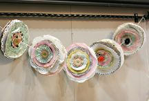 Art - Banners, Garlands & Wreaths / by Dawn Rogers
