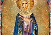 saints and iconography