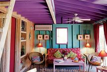 Decorating with color / by Charlee Kimball