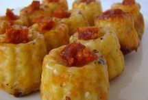 Recettes buffet mariage
