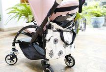 Baby K'tan Diaper Bag