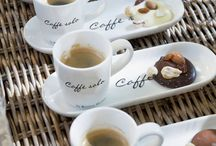 Coffees and foods