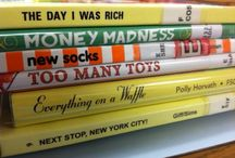 Bookspine poetry