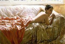 Rob Hefferan paintings