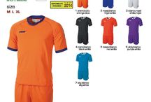 Football Line  Manica Corta (Short Sleeves) / Collection of football kits