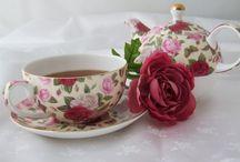 Floral Tea Bouquet-- V-Day