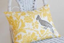 Pillows, Cushions & Shams