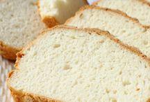 pão de máquina.