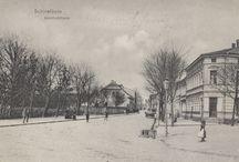 Świdwin - Schivelbein / Schivelbein do 1945r. a później już Świdwin - trochę fotek, pocztówek i różnych foto pamiątek związanych z tym miastem.