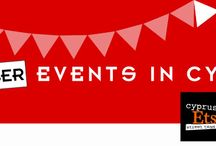 Events and stuff