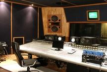 Recording Studios, France