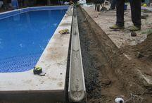 Piscina de obra / Creación de piscina de Obra, para más información y contacto : 680 11 94 99 . Sergio Tormo Alonso