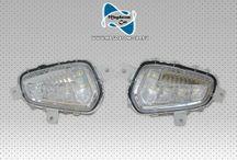 2x Neu Original Tagfahrlicht Nebelscheinwerfer Fog LED DRL TFL Volvo V40 XC40 31323116