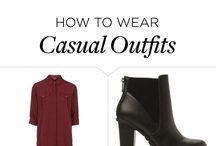Moda &Fashion  Casual