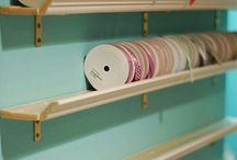 Storage of ribbons