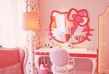 Hello Kitty / by Bethany Davis