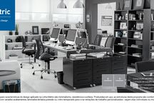 Sala Gerencial / Ambientes e Ideias