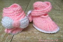 tricot bébé / Vente