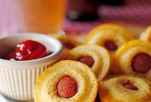 Finger Food/ Snacks