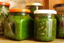 Medvehagyma (wild garlic)