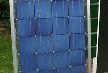homemade solar