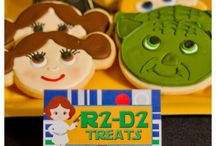 Food Labels / Food labels and food tents for your themed parties!