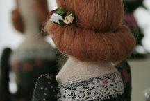 Hair doll