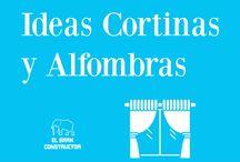 Ideas Cortinas y Alfombras