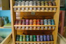 Quirky Craft Storage Ideas
