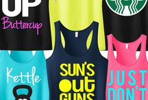 Work out Cloths / by Christy Helton