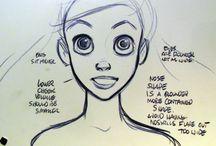 Draw Disney style