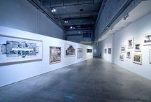 Centrale for contemporary art / Espace d'exposition pour les artistes contemporains - Tentoonstellingsruimte voor hedendaagse kunstenaars