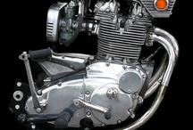 Klassiske motorsykler