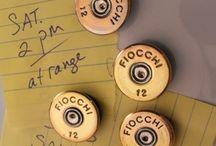 Shotgun shell crafts