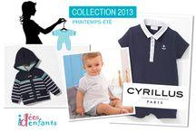 Vêtements bébé garçon / Chaque marque de vêtements à sa propre identité ! Définissez celle qui conviendra le mieux à votre bébé en fonction de vos goûts et de vos envies.