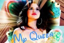 SelGomezFreaky / follow for a lot of pics with my queen Selena Gomez.