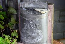 Letterbox / by Knits & Crafts