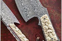 Damascus Knives / Knives
