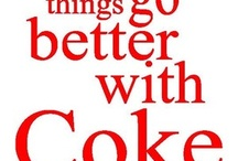 Coke is it! / by Terri Bramley