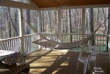 love front porches / by Janice Chammartin
