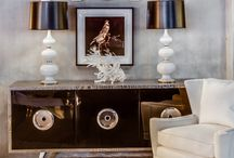 Industrial Love / Cool Industrial touches give edge to contemporary interiors