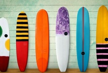 Take a Ride on this Boards / Someday I'll go back to the water by riding one of these surfboard..