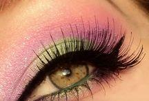 Ojos rosas