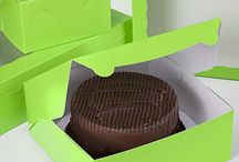 cake boxes / present your cakes in an awesome way in our boxes!!