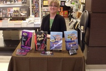 Book Events / Signings, reading and all things books! / by Tracy Krauss