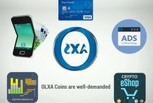 OLXA Coin / OLXA Backup Projects OLXA's goal is not just to create another cryptocurrency or asset. We focus on future technologies and infrastructures through launching OLXA projects in finance, advertising and technology. Follow OLXA Coin on Social Media https://www.facebook.com/OlxaCoins
